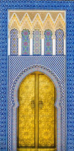 Mosquee Hassan by Jean Isard