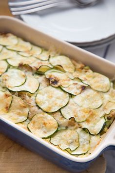 Recipe: Zucchini and Asparagus Strata
