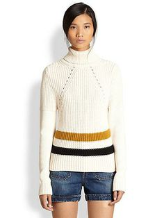 See by Chloe Striped Sweater  Saks Fifth Avenue  #pintowin http://blog.saksfifthavenue.com/features/pinterestcontest2013