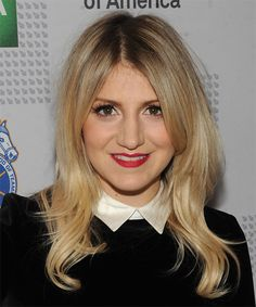 View yourself with this Annaleigh Ashford Long Straight Hairstyle