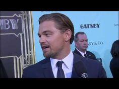 #TheGreatGatsby - World Premiere Cast Interview Highlights