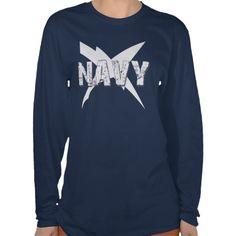 Thanks to Angela from Virginia for buying this CT Insignia with NAVY over it T Shirt