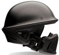 Buy Bell Rogue ARC Open Face Helmet Black