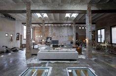 amazing Barcelona loft