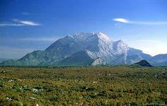 Učka, mountain and nature park