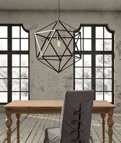Industrial Decor Ideas & Design Guide - FROY BLOG -  http://froy.com/collections/ceiling-lamps/products/aalsmeer-ceiling-lamp-large-rust