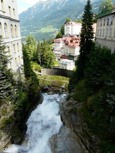 Bad Gastein, Austria, Hiking site