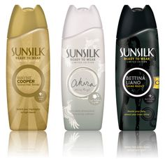 Sunsilk ready-to-wear limited edition shampoos