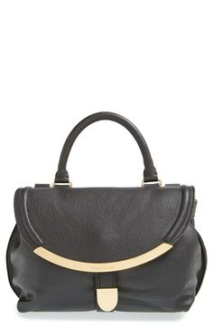 See by Chloé 'Small Lizzie' Pebbled Leather Satchel available at #Nordstrom