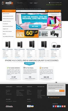 PR3!13 Years old E-Commerce Global leader in Mobile Accessories & Parts, Alexa 58K, 80,000 products http://www.bizbroker24.com