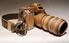 Cardboard Cameras by Kiel Johnson - Lost At E Minor: For creative people
