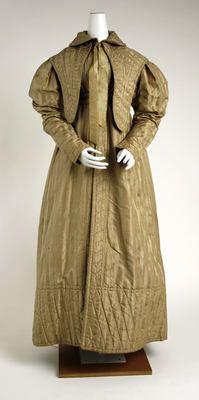 1830 coat (pelisse)