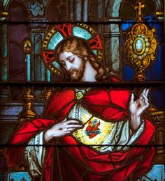 """""""Do you know, dear brethren, what induced Jesus Christ to condescend to be present in our churches by day and night? It was that we might be able to come to Him whenever we wanted to."""" - St. John Vianney"""