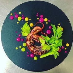 Food Design, Plate Design, Food Plating Techniques, Plate Presentation, Food Porn, Modern Food, Food Decoration, Perfect Food, Culinary Arts