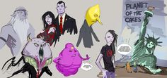 Stjepan Šejić does Adventure Time - Album on Imgur