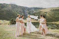 The girls!! Photography by Alpine Image Company http://blog.alpineimages.co.nz/blog/