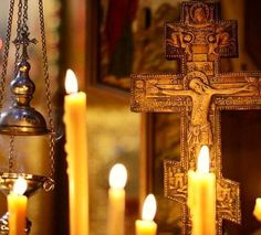 Make an Appointment for a Church Tour! Orthodox Prayers, Orthodox Christianity, Catholic Altar, Roman Catholic, Home Altar, The Rite, Holy Cross, Orthodox Icons, Sacred Art