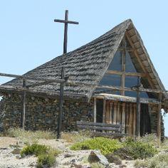 Iglesia en el desierto