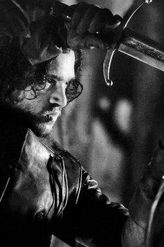 Jon Snow, man of the Night's Watch & son of Winterfell
