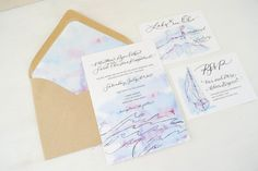 Lake Erie Wedding Suite by Limn House