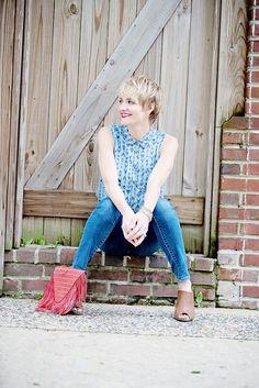 Reader Style Crush: Meet Monica - The Motherchic