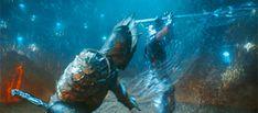 Com: Aquaman - Extended Trailer Breakdown Dc Movies, Marvel Movies, Scary Mermaid, J League, Aquaman, Marvel Dc, Fairy Tales, Hip Hop, Patrick Wilson