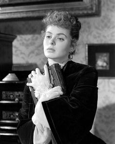 "INGRID BERGMAN in ""Gaslight"", 1944"