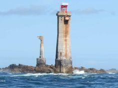 Finistère : Nividic (phare en mer)