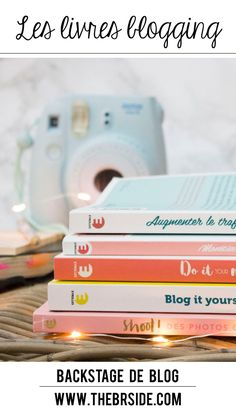 Les livres blogging