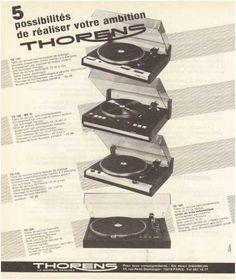 Tourne disques,Thorens