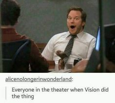 Vision is awesome!!