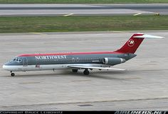 """When Northwest Orient Airlines bought Republic, they dropped the """"Orient"""" from their name, in 1986."""