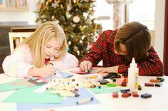 Aloita joulupuuhat korttiaskartelulla. Poimi vinkit Tendean blogista! #Tendeablog