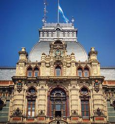 El Palacio de Aguas Corrientes - Buenos Aires - #Argentina