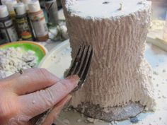 clay tree sculpture - Buscar con Google