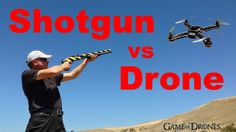 Shotgun vs Drone Airframe - UAV Torture Test by Aerial Sports League Uav Drone, Drones, Build Your Own Drone, Drone For Sale, Rc Hobbies, Search And Rescue, Aerial Photography, Shotgun, Games