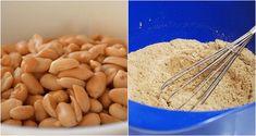 farinha de amendoim como fazer