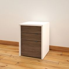 Liber-T 3-Drawer Filing Cabinet - Click to enlarge