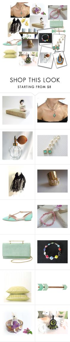 Do it with Passion by anna-recycle on Polyvore featuring Kate Spade, M2Malletier, modern, rustic and vintage
