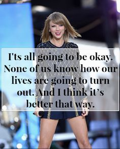 The Most Inspiring Advice Taylor Swift Gave Fans In 2014 | Hate that I Love Her