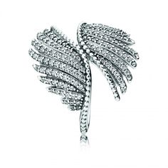 Majestic Feathers Ring $90