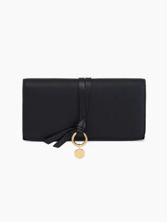 Chloé - Alphabet long wallet