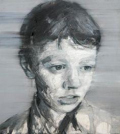 Boy Oil on canvas Colin Davidson RUA Northern Ireland (b.1968)