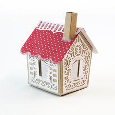 Gingerbread House - 747E