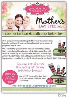 Mother's Day is just around the corner!!