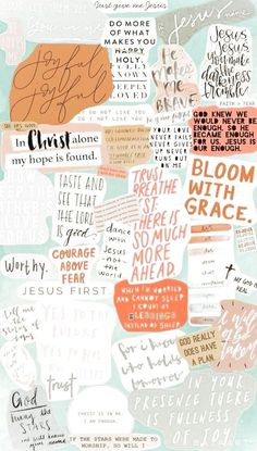 Wallpaper Collage, Vintage Wallpaper, Jesus Wallpaper, Cute Patterns Wallpaper, Iphone Background Wallpaper, Aesthetic Pastel Wallpaper, Aesthetic Wallpapers, Bible Verse Wallpaper Iphone, Screen Wallpaper