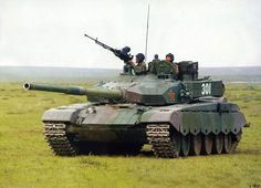Chinese Type-99A MBT - From SNAFU Blog