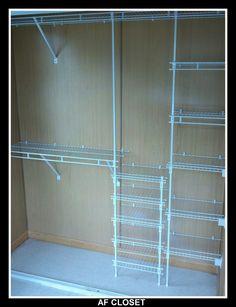 Organizador para walking closet organizadores de - Organizadores de ropa ...