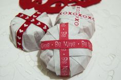 Round Soap Wrapping Tutorial