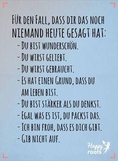 Dein glücklicher Advent - Tag 7 • happyroots.de